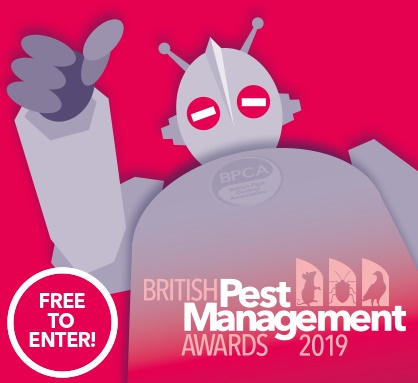 British Pest Management Awards callout