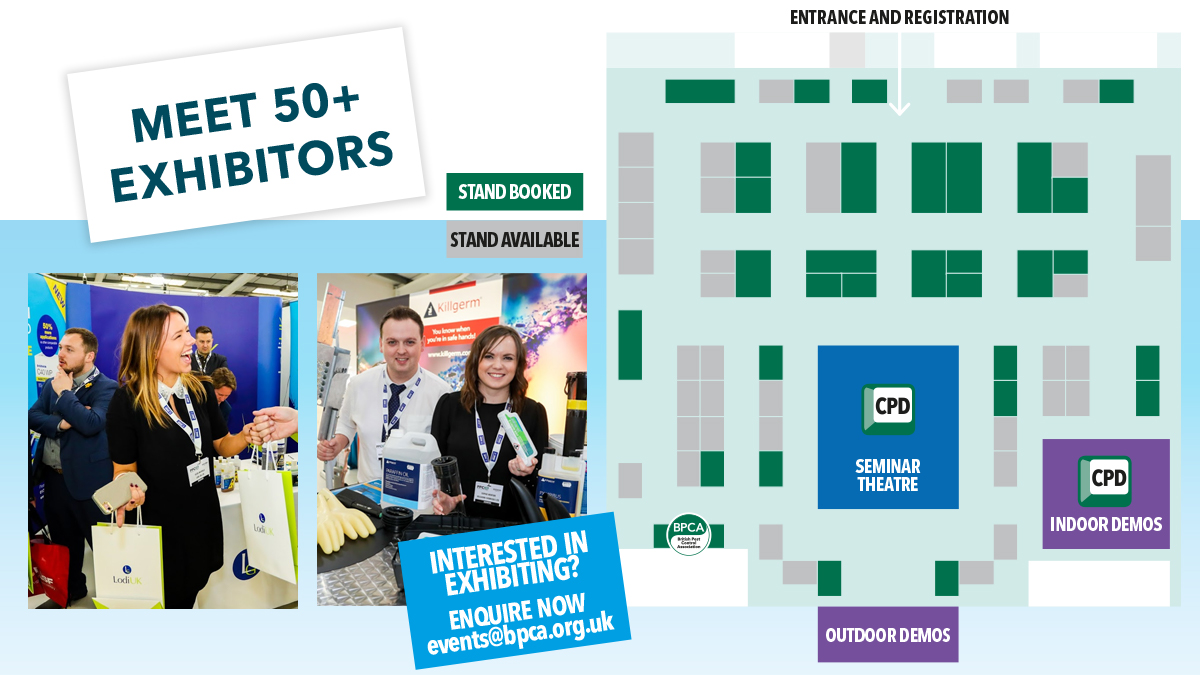 Meet over 50 exhibitors at PPC Live 2020