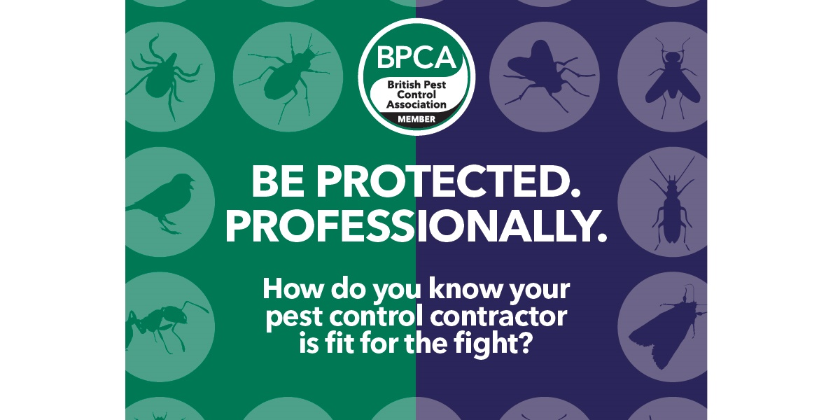 Be Protected professionally BPCA member