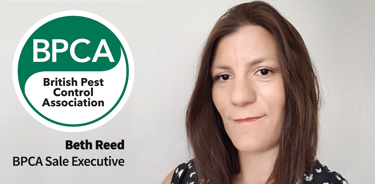 Beth Reed BPCA's newly appointed Sales Executive