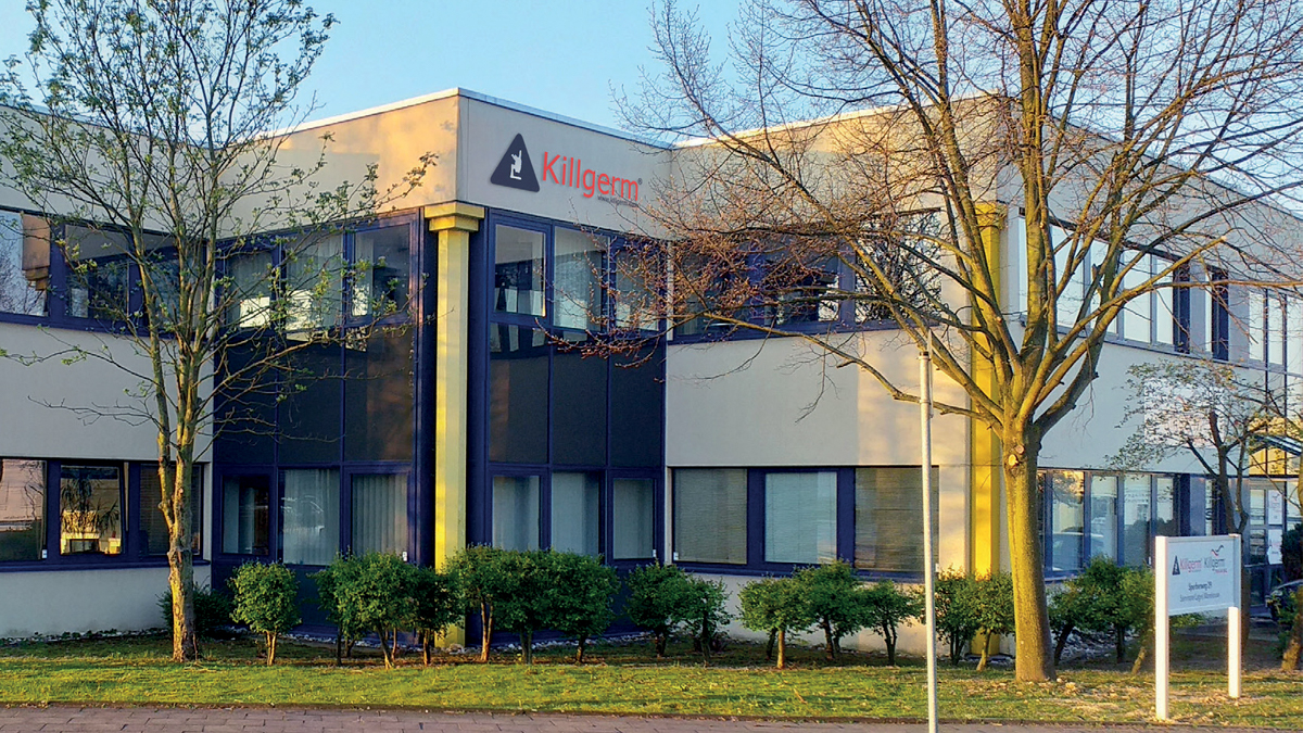 Killgerm new office Germany news image