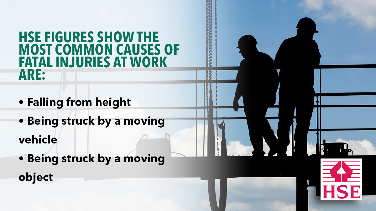 HSE workplace fatality figures