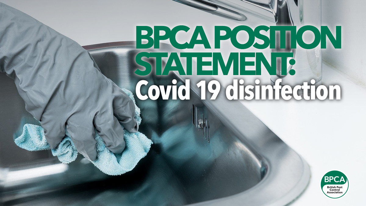 bpca position statement covid 19 disinfection
