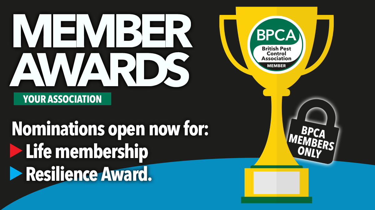 BPCA Member Awards nominations now open life member and resiliance award