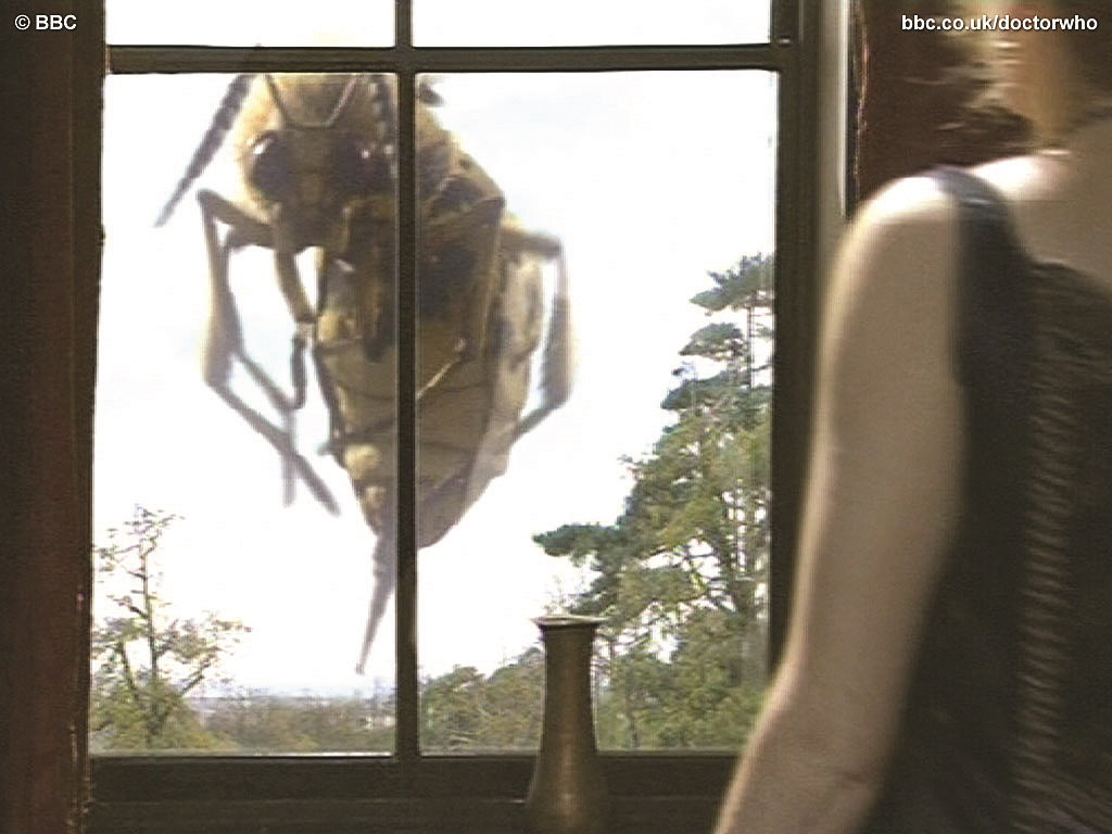 Doctor Who S04E07 The Unicorn And The Wasp