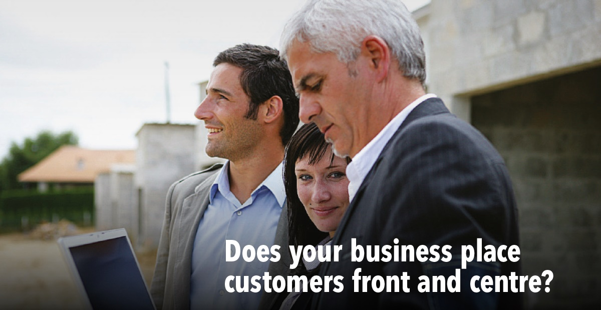 Does your pest control company place customers front and centre