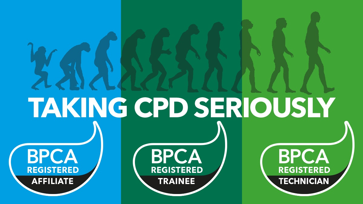 Taking CPD Seriously with BPCA Registered