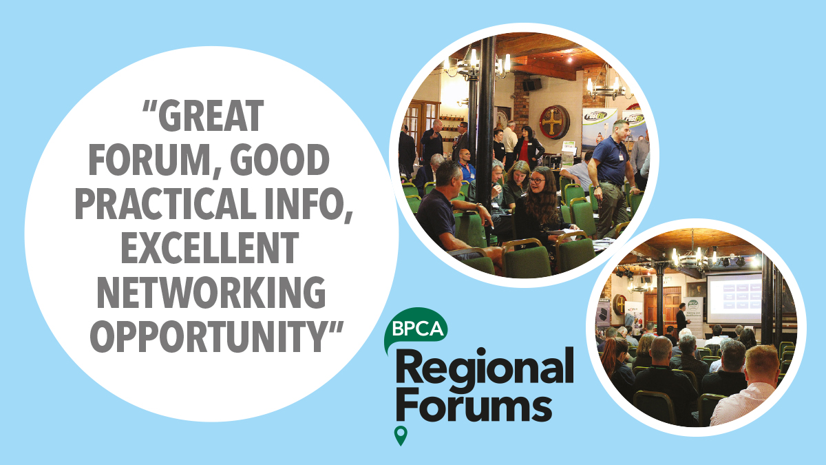 Great forum good practical info excellent networking opportunity