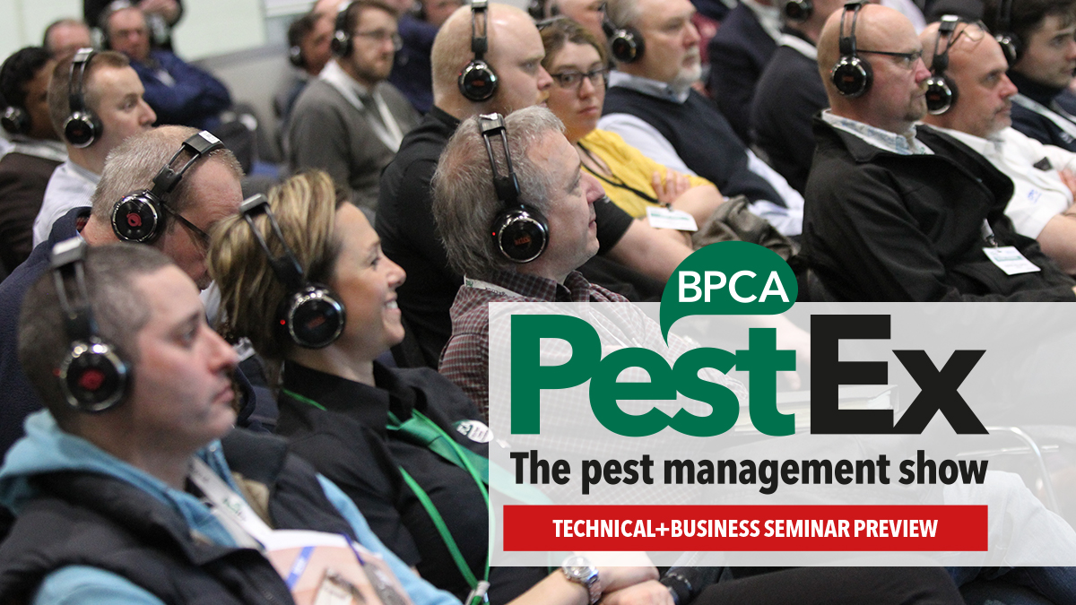 PestEx Seminar Preview available now