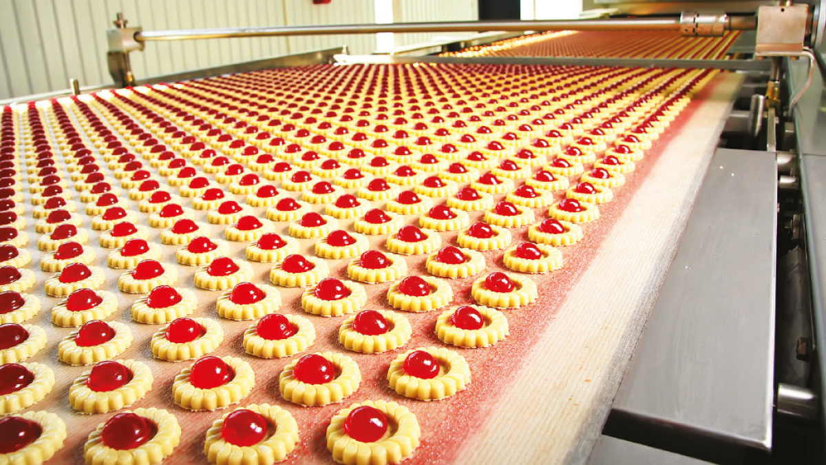 Food manufacturing sites – more than the minimum