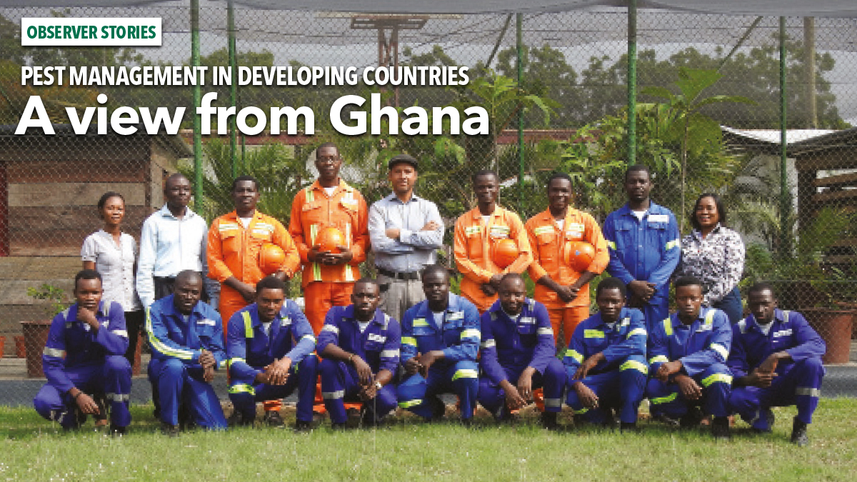 A view from Ghana an Observer story