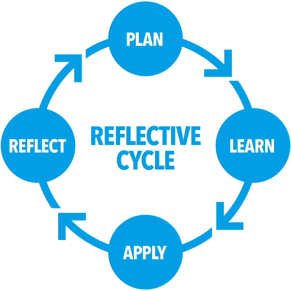 Reflective learning cycle for pest management