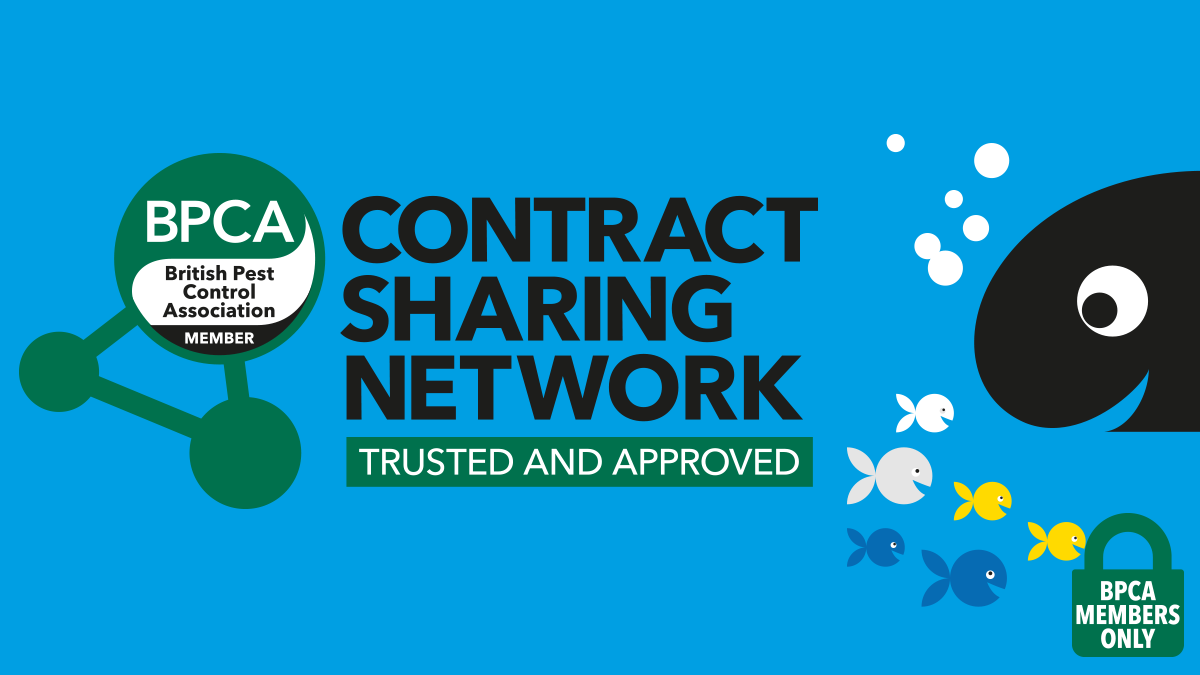 Contract Sharing Network Trusted and approved