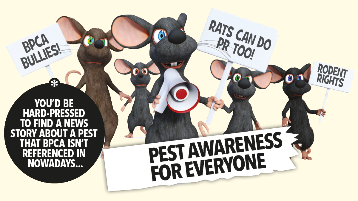 Pest Awareness For Everyone Shepherd BPCA headlines