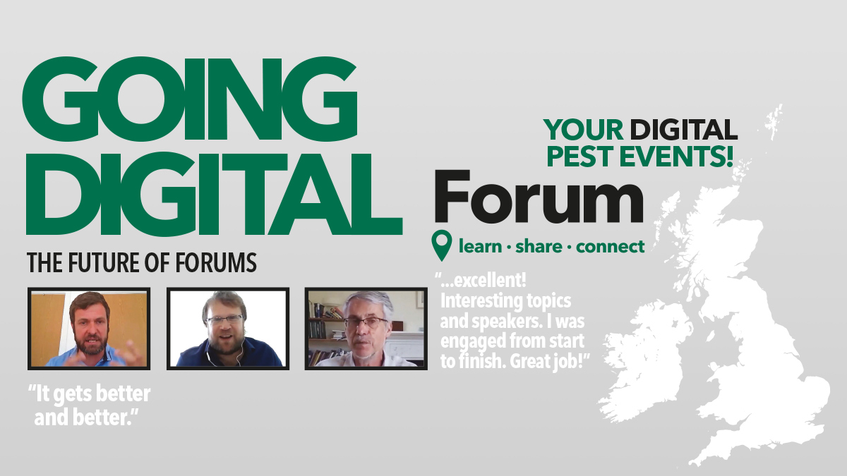 The future of pest control forums BPCA eventsonline