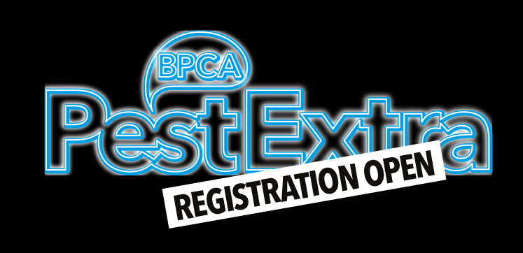 PestExtra Registration open