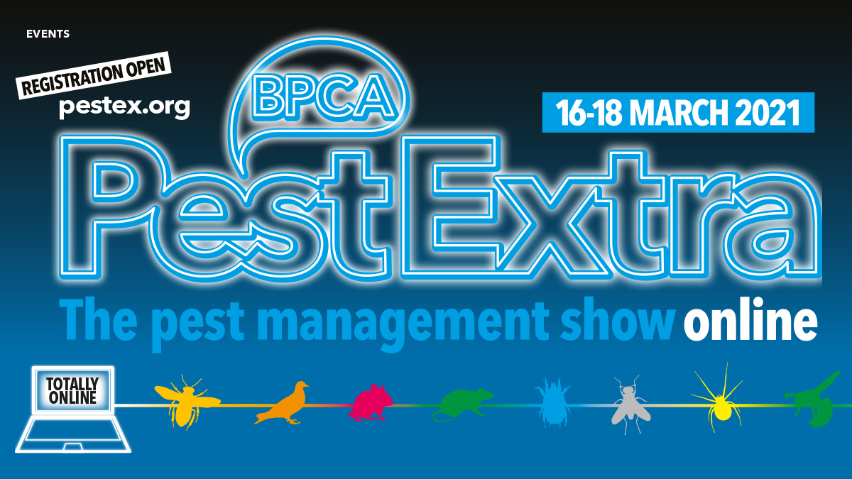 PestManagement Show Online out now PestExtra