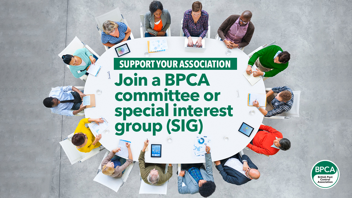 Join a BPCA Committee or Special Interest Group