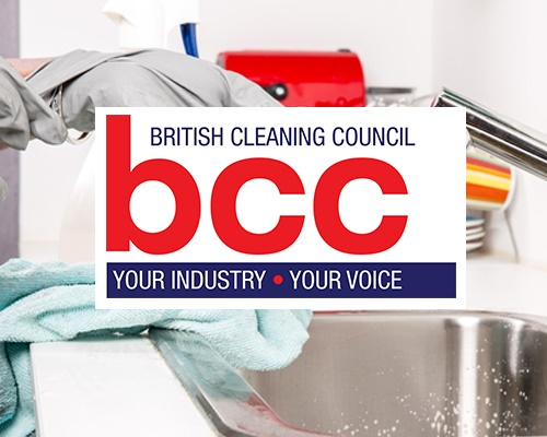 BPCA British Cleaning Council member