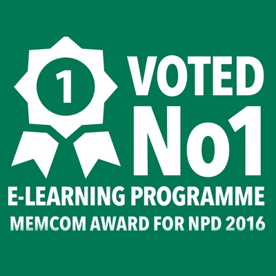 memcom online learning award winners bpca